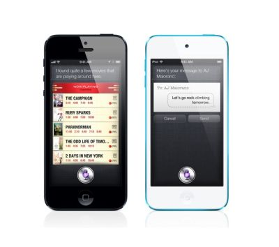 iOS6 launch