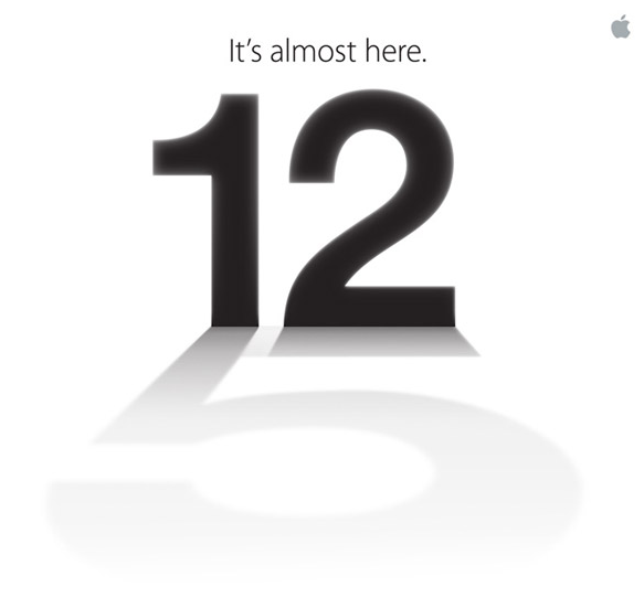 iPhone 5 release, well maybe?