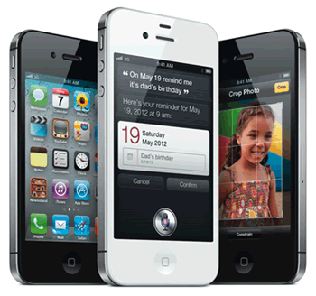 The iPhone 4S