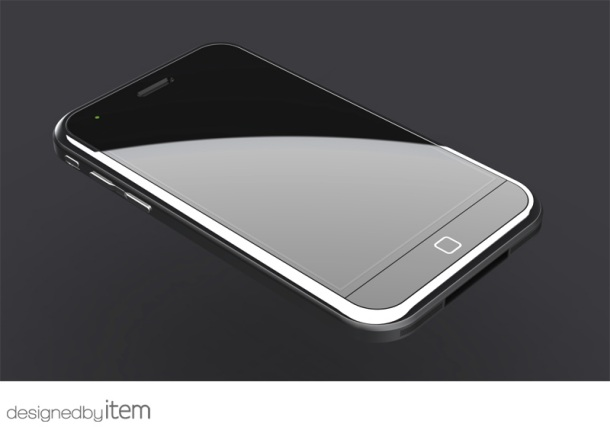 iphone 5 concept designedbyitem
